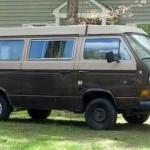 1984 VW Vanagon Westfalia Wolfsburg Camper - 146k Miles - $8,500