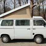 1987 VW Vanagon Westfalia Camper w/ 10k on GoWesty Engine - $12,