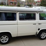 1988 vw vanagon westfalia camper tiico engine 187k miles denver co auction 2