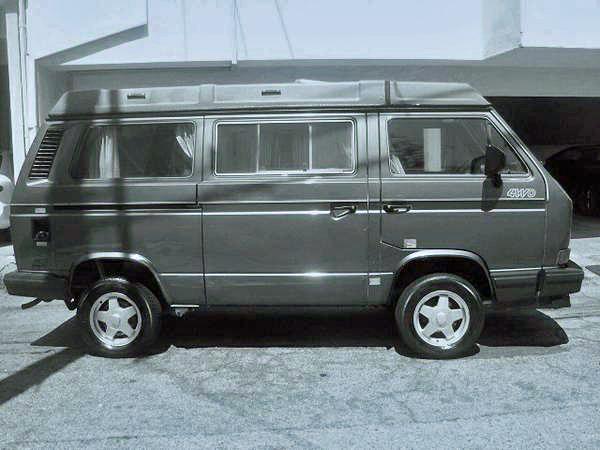 1989 VW Vanagon Syncro Westfalia Camper - $29k in Santa Monica,