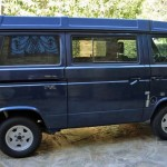 1991 vw vanagon westfalia camper blue west coast 112 miles 23k 1