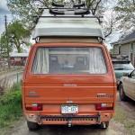 1983 vw vanagon westfalia camper subaru ej22 ft collins co 20k 3