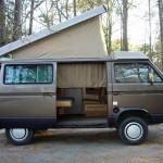 1985 vw vanagon westfalia weekender alabama 4500 automatic 41