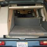 1987 vw vanagon westfalia camper auction sf ca fresh paint 128k miles 3