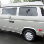 1987 vw vanagon westfalia camper silver bellevue wa auction 1