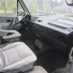1987 vw vanagon westfalia camper silver bellevue wa auction 3