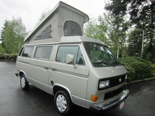 1987 VW Vanagon Westfalia Camper - Auction in Bellevue, WA Ends Soon!