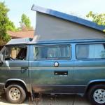 1988 vw vanagon westfalia camper blue auto zeke dayton ohio 2