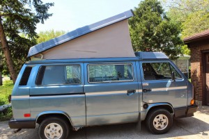 1988 VW Vanagon Westfalia Camper - Auto - 97k Miles - Auction in Dayton, OH