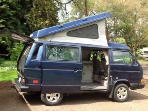 1991 VW Vanagon Westfalia TDI Camper w/ Peloquin TBD - Auction in Corvallis, OR