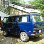 1986 VW Vanagon Syncro Subaru EJ22 Westfalia Camper - Auction in