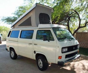 1986 VW Vanagon Westfalia Weekender - Manual - 144k - $8,900 in Phoenix, AZ
