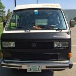 1987 vanagon westfalia camper subaru ej25 automatic trans new hampshire 20k 1