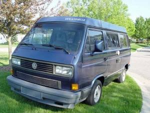 1990 VW Vanagon Westfalia Camper - 224k Miles - $10,500 in Michi