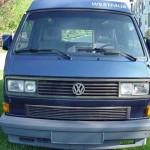 1990 vw vanagon westfalia camper orly blue grand rapdis mi 224k 10500 4