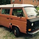 1982 vw vanagon diesel westfalia camper aussan brown akron ohio auction