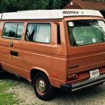 1982 vw vanagon diesel westfalia camper aussan brown akron ohio auction 21