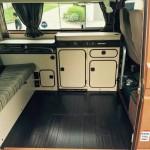 1982 vw vanagon diesel westfalia camper aussan brown akron ohio auction 31