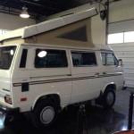 1986 VW Vanagon Syncro Westfalia Camper - Auction in Hailey, Idaho