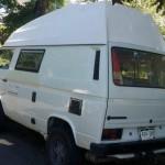 1987 vw vanagon syncro reimo camper high top 24k denver 2