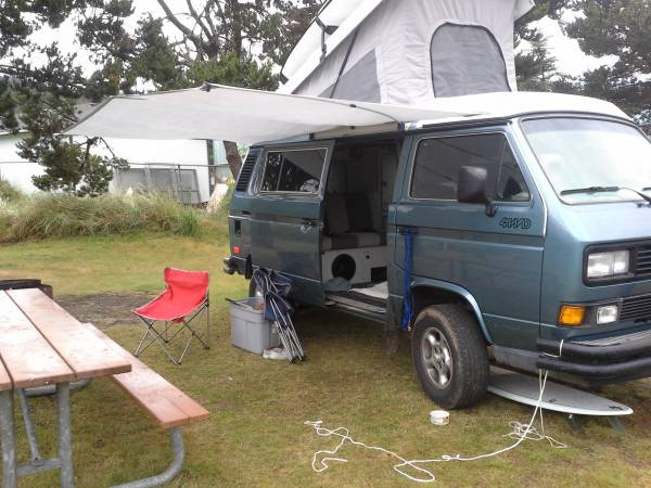 Adventure Subaru Ohio >> 1987 VW Vanagon Syncro Westfalia - Subaru H6 - $29,500 in Portland, OR