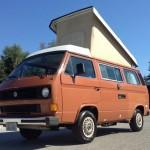 1983 vw vanagon westfalia camper aussanbrown kirkland wa auction