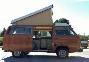 1983 VW Vanagon Westfalia Camper w/ 108k Miles - Auction in Krikland, WA