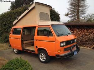 1986 VW Vanagon Westfalia Weekender w/ Subaru Engine & Extras! - $25k in Humboldt, CA