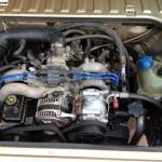 1986 vw vanagon westfalia weekender orange subaru ej22 engine 25k humboldt ca 4