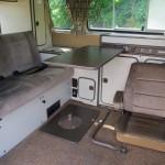 1985 vw vanagon westfalia camper automatic trans 65k miles salem ny WV2ZB0259FH007826 2