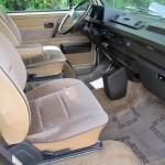 1985 vw vanagon westfalia camper automatic trans 65k miles salem ny WV2ZB0259FH007826 3