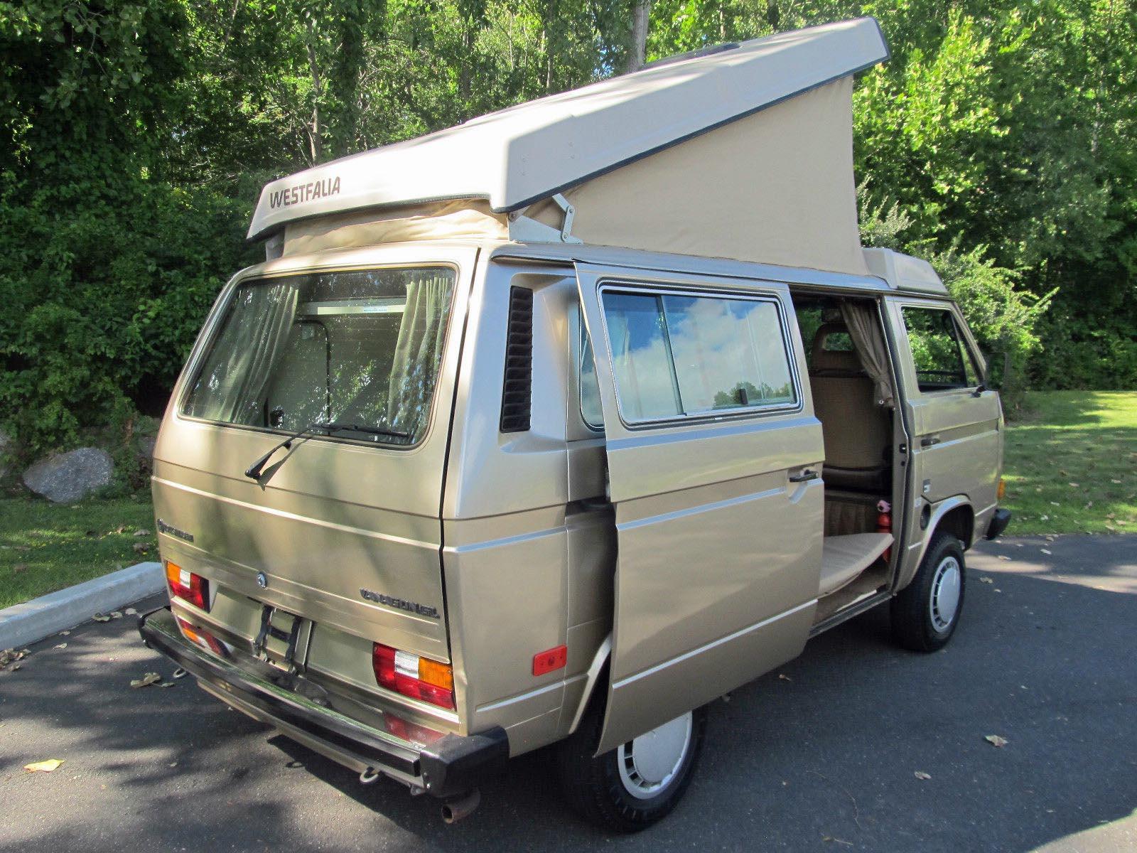 1985 VW Vanagon Westfalia Camper - 65k Original Miles - Auction in Salem, NY