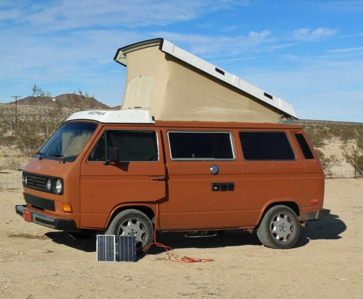 1981 VW Vanagon Westfalia Camper Subaru 2.2L Engine + Extras $18k in Los Angeles, CA - WV2ZA0259BH129549