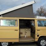 1985 vw vanagon westfalia camper beige mass auction 85k miles