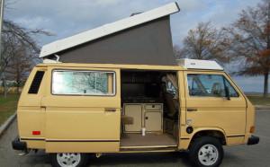 1985 VW Vanagon Westfalia Camper - 85k Miles - $10k In Massachusetts WV2ZB0259FH099729
