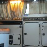 1985 vw vanagon westfalia camper beige mass auction 85k miles WV2ZB0259FH099729 3