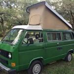 1984 vw vanagon westfalia camper subaru ej22 kennedy austin tx WV2ZB0259EH007386