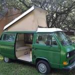 1984 VW Vanagon Westfalia Camper Subaru EJ22 Kennedy $11k Texas WV2ZB0259EH007386