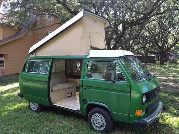 Adventure Subaru Ohio >> WOW '84 Westy Camper w/ a Subaru 2.2L Kennedy Swap - $11k Texas
