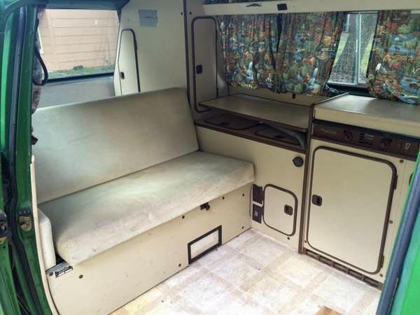 1984 VW Vanagon Westfalia Camper Subaru EJ22 Kennedy $11k
