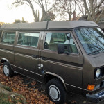 1985 vw vanagon westfalia camper automatic trans 121k modesto ca 3 WV2ZB0258FH038257