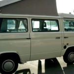 1990 vw vanagon westfalia camper automatic 112k miles auction palm springs WV2ZB0251Lh118608 1