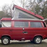1987 vw vanagon westfalia camper red 200k miles castro valley ca 1 WV2ZB025XHH040241