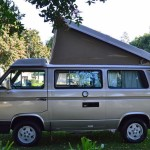 1990 vw vanagon westfalia camper automatic trans 62k miles WV2ZB0256LG102216 long beach ca 2