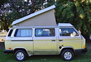 1990 VW Vanagon Westfalia Camper Automatic Trans - 62k Miles - Long Beach CA Auction