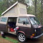 1984 vw vanagon westfalia camper subaru ej25 quebec ca 17000