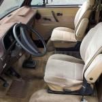1985 vw vanagon westfalia camper wv2zb0259fh042723 65k miles auction longview or 2