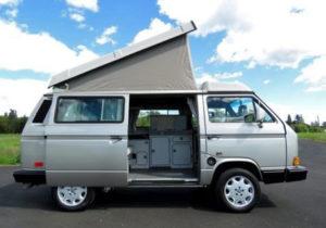 1990 VW Vanagon Westfalia Camper - Auction in Sonoma, CA - WV2ZB0255LH087203