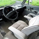 1990 vw vanagon westfalia camper WV2ZB0255LH087203 automatic silver sonoma ca auction 3