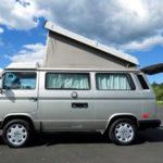 1990 vw vanagon westfalia camper automatic silver sonoma ca auction WV2ZB0255LH087203